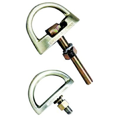 Miller by Sperian Bolt Anchorage Connectors - d-bolt anchor w/hardware