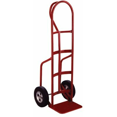 Milwaukee Hand Trucks Heavy Duty Hand Trucks - heavy duty p handle handtruck w/ace-tuff