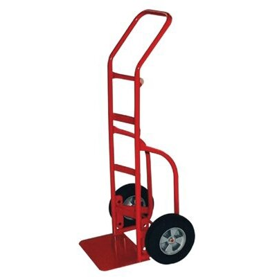 "Milwaukee Hand Trucks Heavy Duty Hand Trucks - 48"" heavy duty hand truck 700lb cap."