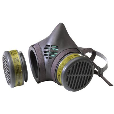 Moldex Moldex - 8000 Series Assembled Respirators Multi Gas/Vapor Smart Cartridge Respirator  Lg: 507-8603 - multi gas/vapor smart cartridge respirator  lg