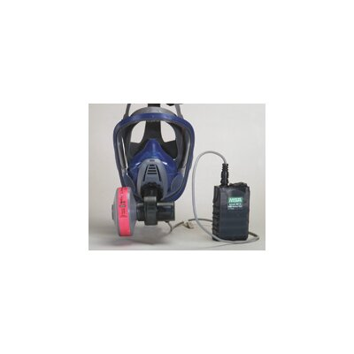 MSA MM2K Powered Air Purifying Respirator With Medium Advantage® 3000 Facepiece