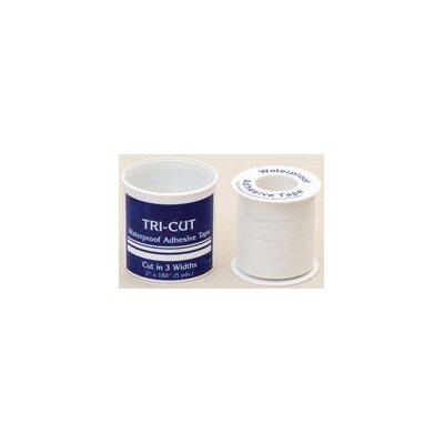 North Safety Cut Waterproof Adhesive Tape (1 Per Box)