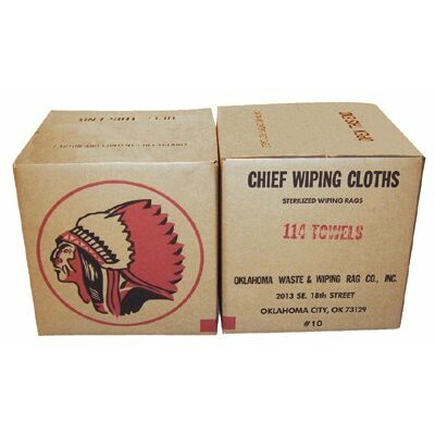 Oklahoma Waste & Wiping Rag Rags - no 1 colored 6to9oz cotton wiping clot