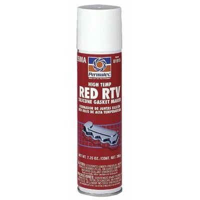 Permatex High Temp Red Rtv Silicone Gasket Maker 48