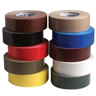 "Polyken Multi-Purpose Duct Tapes - 223-2-od 48mm x55m(2""x60yds) multi purpose duct"