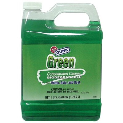 Radiator Specialty Green Concentrated Cleaners - 1 gal. green concentrated cleaner gunk