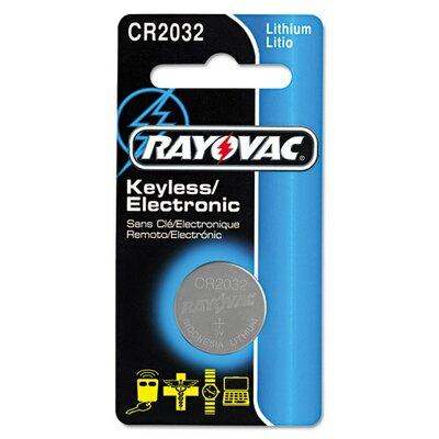 Rayovac Lithium Keyless Entry Battery