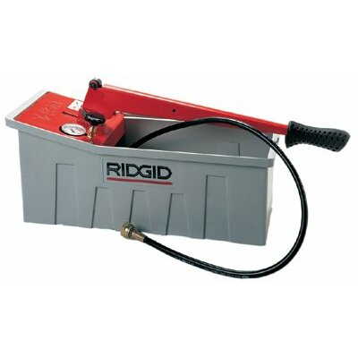 Ridgid Pressure Test Pumps - 1450 pressure test pump