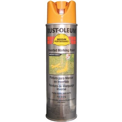 Rust-Oleum High Performance V2300 System Caution Yellow Inverted Marking Paint