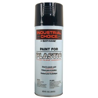 Rust-Oleum Industrial Choice P1600 System Paint for Plastics