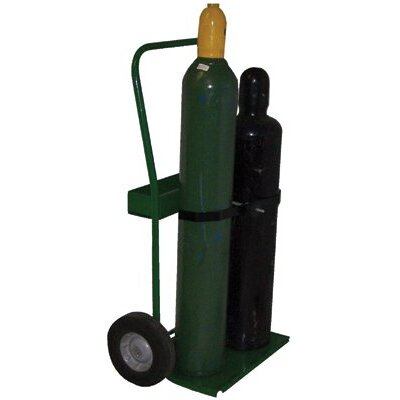 "Saf-T-Cart 800 Series Carts - cart with sc-2 wheels 16"" capacity"