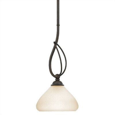 Quoizel Denmark 1 Light Piccolo Mini Pendant