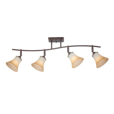 Quoizel Duchess Four Light Track Light