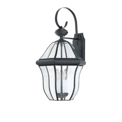 Quoizel Sussex Outdoor Wall Lantern