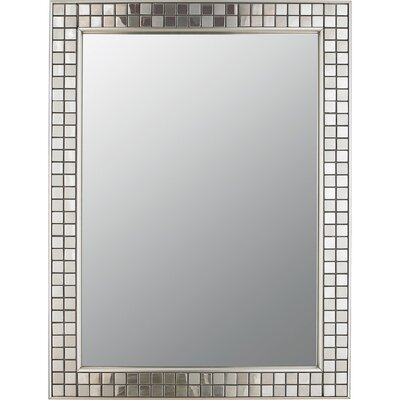 Quoizel Vetreo Metalica Mirror in Polished Chrome
