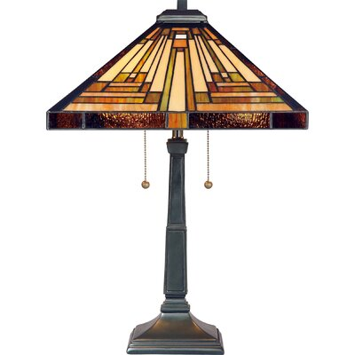 <strong>Quoizel</strong> Stephen 2 Light Table Lamp