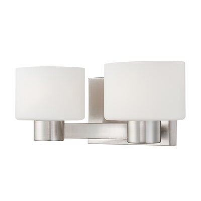Quoizel Tatum 2 Light Bath Vanity Light