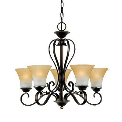 Duchess 5 Light Chandelier
