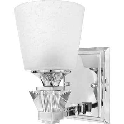 Quoizel Deluxe 1 Light Wall Sconce