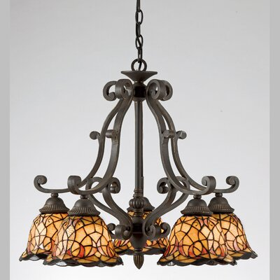 Quoizel 5 Light Chandelier
