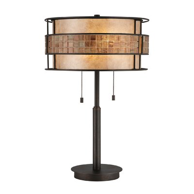 Quoizel Laguna 2 Light Table Lamp