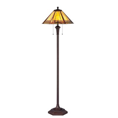 Quoizel Arden 2 Light Floor Lamp