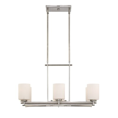 Quoizel Taylor 6 Light Kitchen Island Pendant