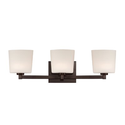 Quoizel Winston 3 Light Bath Vanity Light