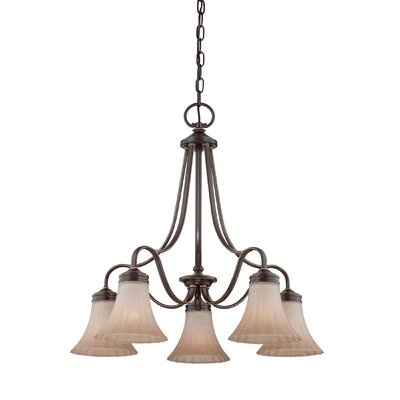 Quoizel Aliza 5 Light Chandelier