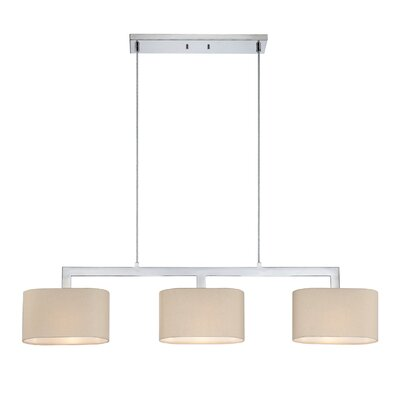 Brock 3 Light Kitchen Pendant Light