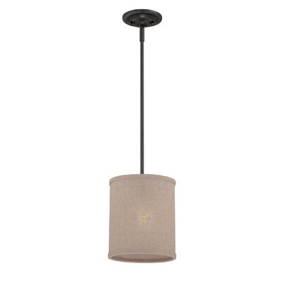 Quoizel Cloverdale 1 Light Mini Pendant