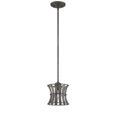 Quoizel Darian 1 Light Mini Pendant
