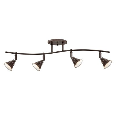 Eastvale 4 Light Ceiling Track Light