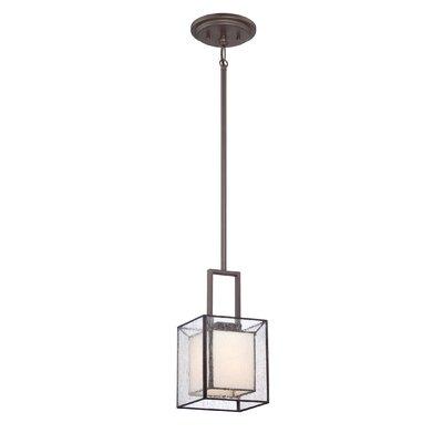 Quoizel Ferndale 1 Light Mini Pendant