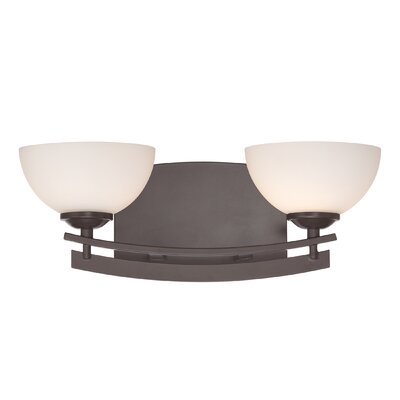 Quoizel Jericho 2 Light Bath Vanity Light