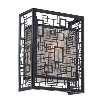 Quoizel Kenner 1 Light Wall Sconce