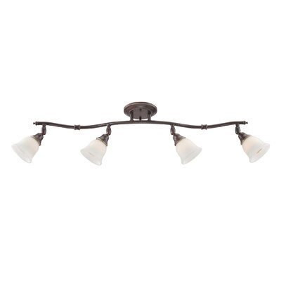 4 Light Ceiling Track Light