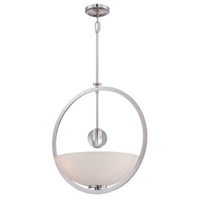 Uptown Columbus 3 Light Pendant