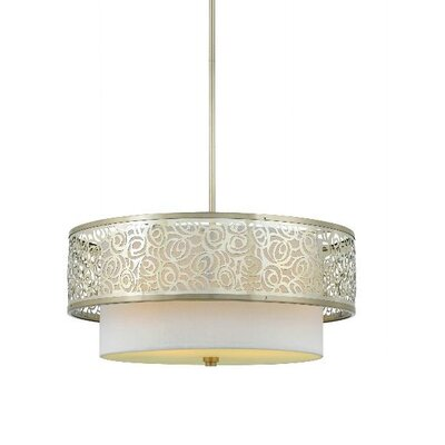 Quoizel Josslyn 3 Light Drum Pendant