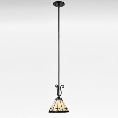 Quoizel Felice 1 Light Tiffany Piccolo Pendant