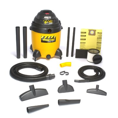 Shop-Vac 22 Gallon 6.5 Peak HP Ultra Pump Vacuum