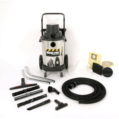 Shop-Vac 10 Gallon 3.0 Peak HP Two-Stage Industrial Wet / Dry Vacuum