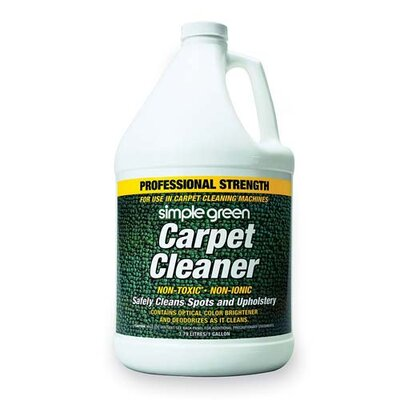 Simple Green Nontoxic Carpet Cleaner, White