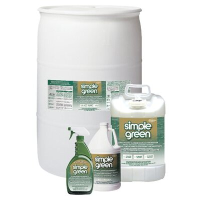 Simple Green Original Formula Cleaners - simple green cleaner/degreaser 55 gallon d
