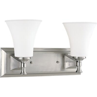 Progress Lighting Fairfield 2 Light Vanity Light