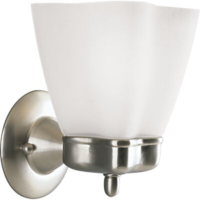 Progress Lighting Michael Graves Wall Sconce in Brushed Nickel