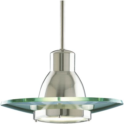 1 Light Contemporary Mini Pendant