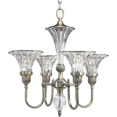 Thomasville Roxbury 4 Light Chandelier