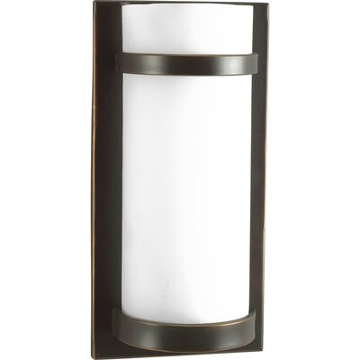 Progress Lighting  Wall Sconce in Antique Bronze