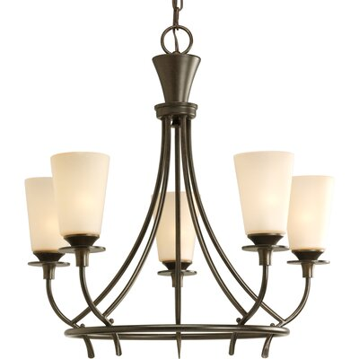 Progress Lighting Cantata 5 Light Chandelier